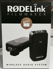 Rode Microphones RODElink Wireless Filmmaker Kit - Mint w/ Fast Shipping - L@@K!
