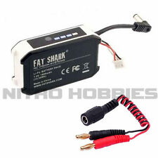 Fat Shark 7.4V 1800mAh Lipo Battery w/ LED Indicator for FatShark FPV Goggle
