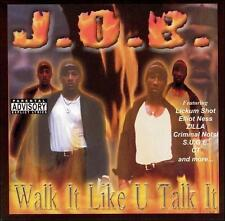 Walk It Like You Talk It [PA] by Jump out Boyz (CD, Mar-2000, Boo-Ya Records NEW