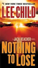 Jack Reacher: Nothing to Lose 12 by Lee Child (2009, Paperback)
