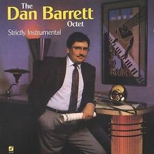 Dan Barrett Octet- Strictly Instrumental....new/sealed cassette tape