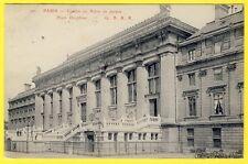 cpa RARE 75 - PARIS Escalier du PALAIS de JUSTICE Place Dauphine