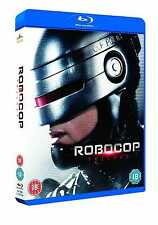 ROBOCOP REMASTERED TRILOGY - BLU-RAY FILM BOXSET