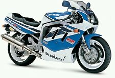 SUZUKI GSXR750K GSXR 750K 1990-1991 PAINTWORK DECAL KIT