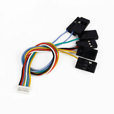 CC3D 8 Pin Connection Wire Flight Controller Receiver Cable for OpenPilot Atom .
