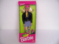 Barbie Wild Style vintage 1992 Mattel 0411 NRFB new Target adult collector 3+