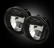 RECON Smoke LED OEM Replacement Fog Light Kit For 2009-2014 Ford F-150