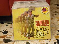 SURPRIZE! TUTTIFRUTTIBALI + REMIX - cd singolo slim case - 2002