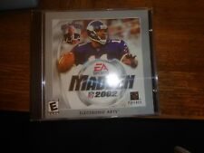 ELECTRONIC ARTS MADDEN 2002 , NEVER OPENED, FREE U.S. SHIPPING