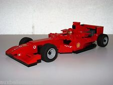 LEGO RACERS FERRARI REF 8142 A FRICTION