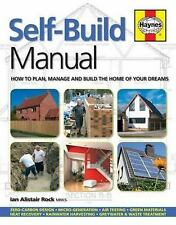 NEW - Self-Build Manual: How to plan, manage and build the home of your dreams