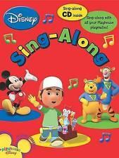 """Disney Singalong: Playhouse (Disney Singalong Book)  """"AS NEW"""" Book"""
