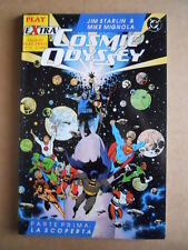 COSMIC ODYSSEY Jim Starlin & Mike Mignola Serie Vol. 1 di 4 Play Extra n°2 [G495