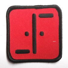 """V"" Visitor TV Series Swastika Logo 2.75"" Costume Patch- FREE S&H (VVPA-02B)"