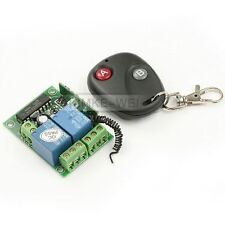 Universal Learning RF Remote Control Car Keyless Entry