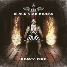 BLACK STAR RIDERS Heavy Fire CD / bonus track