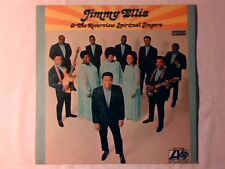 JIMMY ELLIS & THE RIVERVIEW SPIRITUAL SINGERS Omonimo Same S/t lp 1969 ITALY