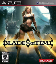 Blades of Time PS3 New