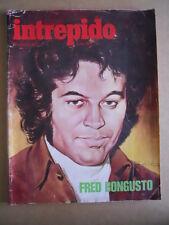 INTREPIDO n°32 1973 Fred Bongusto Joe Cocker Carlo Sartori Juventus  [G491]
