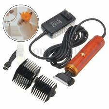 Pet Dog Hair Trimmer 55W Horse Cat Grooming Clipper Shaver Comb Kit