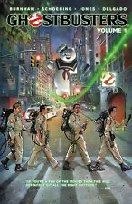 """Ghostbusters vintage Movie Fabric poster 20"""" x 13"""" Decor 04"""
