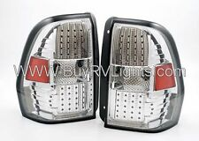 NEWMAR ESSEX 2010 2011 PAIR CHROME LED TAIL LAMPS TAILLIGHTS REAR RV
