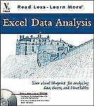 Excel Data Analysis: Your Visual Blueprint for Creating and Analyzing Data, Char