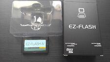EZ Flash IV Flash Cart 2016, ships from USA!
