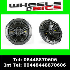 "Kicker CS65 2 Way 6.5"" 16cm 160mm 300Watt Car Speaker 100RMS Door/Shelf 40CS654"