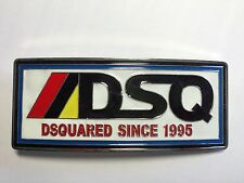 NEW BUCKLE DSQUARED DSQ DSQUARED SINCE 1995