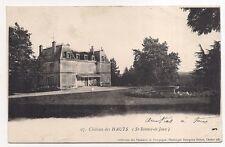château des hauts , (st-bonnet-de-joux)