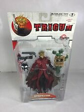 TRIGUN Vash the Stampede Action Figure Japan McFarlane Toys Anime 3D Animation