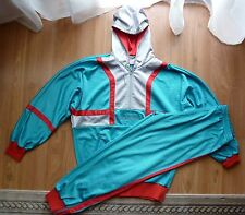 vintage Tracksuit ADIDAS SIZE S Made in West Germany old school retro