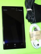 Mint Unlocked Verizon Nokia Lumia 928 4G LTE GSM 32GB Windows Smartphone Black