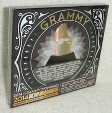V.A 2014 GRAMMY NOMINEES Taiwan CD w/BOX (KATY PERRY TAYLOR SWIFT)