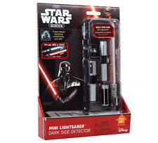 Uncle Milton Star Wars Science - Mini Lightsaber Dark Side Detector  *NEW*