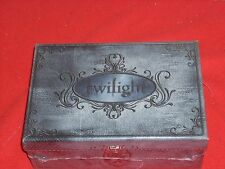TWILIGHT ULTIMATE GIFT SET  IN METAL CASE AND PACKING NEVER USED