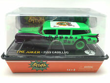 Auto World 4Gear Release 15 The Joker 1959 Cadillac 1:64 / HO Slot Car