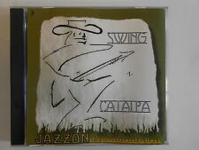 JAZZON ET LE GOUVERNEMENT DU TEMPS : SWING CATALPA [ CD ALBUM ] --  PORT GRATUIT
