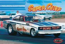 Polar Lights Nelson Carter Super Chief Charger F/C, 1/25, New (2015), FS Box