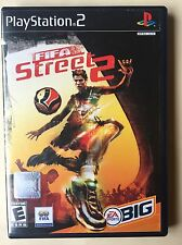 FIFA Street 2 (Sony PlayStation 2, 2006) ***COMPLETE***