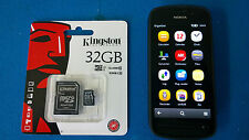 Unlocked Nokia 808 PureView/Black/48GB Storage/HDMI Adapter/Spare Battery Bundle