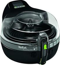 Tefal ActiFry 2-in-1 Low Fat Healthy Fryer YV960140 - 1.5 kg - Black