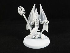 Chaos Fantasy Demons Metal Winged Daemon Prince with Snake Body