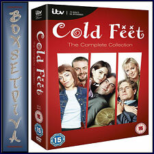 COLD FEET - COMPLETE SERIES 1 2 3 4  & 5 ****BRAND NEW DVD BOXSET***