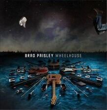 Wheelhouse [Deluxe Edition] by Brad Paisley (CD, 2013, Arista)
