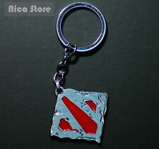 Gadget DOTA 2 Symbol Keychain Portachiavi logo del gioco Defense of the Ancients