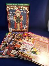 Counted Cross Stitch Magazines Better Homes Gardens Needlework Issues Crafts