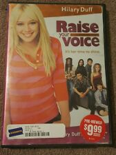 Raise Your Voice Hillary Duff DVD Pre-viewed Blockbuster Special