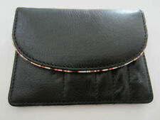 Paul Smith Men  - Golf Wallet with swirl trim + silver ground repairer-